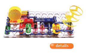 Snap Circuits SC-100 Electronic Learning Kit