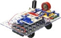 SCROV-10 SNAP CIRCUITS TM SNAP ROVER RC VEHICLE KIT-non soldering
