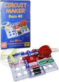 Elenco SNAP CIRCUITS CM-40 Circuit Maker 40 Basic Project Kit