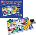 ELENCO SNAP CIRCUITS CM-200 Circuit Maker 200 Sound Plus Project Kit